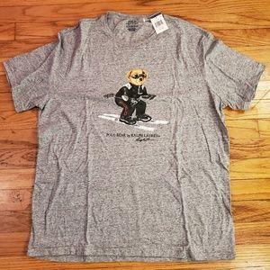 Polo Ralph Lauren Bear Ski shirt Size Xl NWT